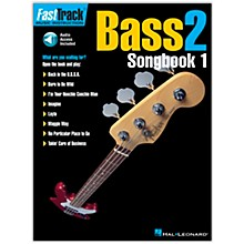 Hal Leonard FastTrack Bass Songbook 1 Level 2 (Book/Online Audio)