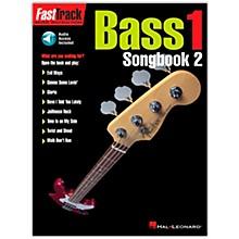 Hal Leonard FastTrack Bass Songbook 2, Level 1 (Book/Online Audio)
