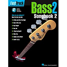Hal Leonard FastTrack Bass Songbook 2 Level 2 Book with CD