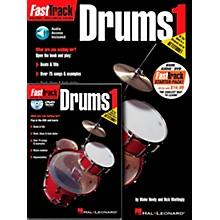 Hal Leonard FastTrack Drum Method Starter Pack (Book/Online Media)