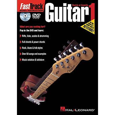 Hal Leonard FastTrack Guitar 1 (DVD)