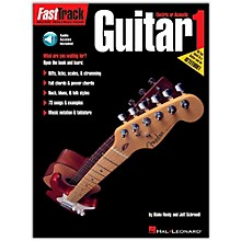 Hal Leonard FastTrack Guitar Method Book 1 (Book/Online Audio)