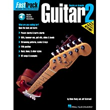 Hal Leonard FastTrack Guitar Method Book 2 (Online Audio and Book)