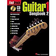 Hal Leonard FastTrack Guitar Songbook 2 - Level 1 Book/CD