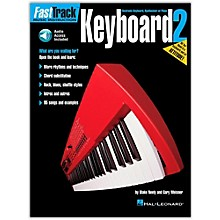 Hal Leonard FastTrack Keyboard Method - Book 2 (Book/Online Audio)