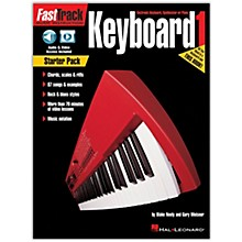 Hal Leonard FastTrack Keyboard Method - Starter Pack Book/Online Audio and Video