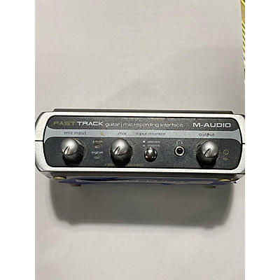 M-Audio Fasttrack Audio Interface