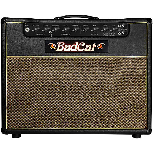 Bad Cat Fat Cat 50 50W Guitar Tube Combo Amp