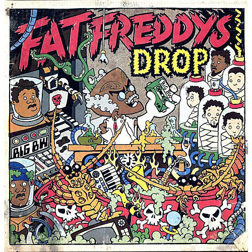 Alliance Fat Freddy's Drop - Dr. Boondigga and The Big Bw