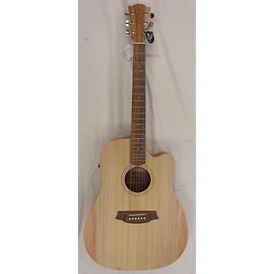 Cole Clark Fat Lady 1 EC Acoustic Electric Guitar