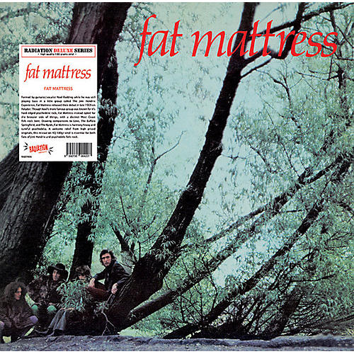Alliance Fat Mattress - Fat Mattress