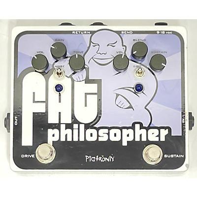 Pigtronix Fat Philosopher Effect Pedal