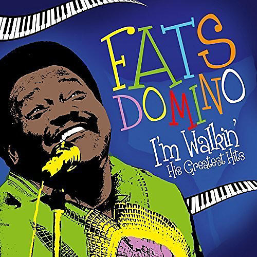 Alliance Fats Domino - I'm Walkin' - His Greatest Hit