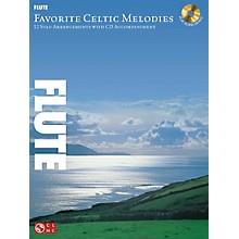 Hal Leonard Favorite Celtic Melodies For Flute Book/CD