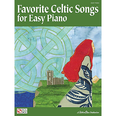 Cherry Lane Favorite Celtic Songs For Easy Piano