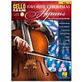Hal Leonard Favorite Christmas Hymns - Cello Play-Along Volume 11 Songbook Book/Audio Online thumbnail