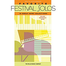 Willis Music Favorite Festival Solos - 10 Great NFMC Selections (Early To Later Elementary Level)