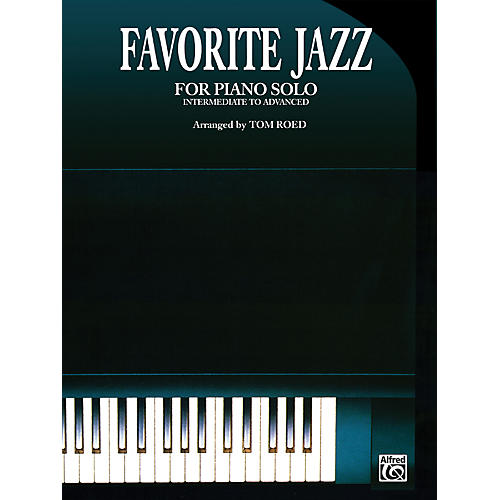 Alfred Favorite Jazz for Piano Solo