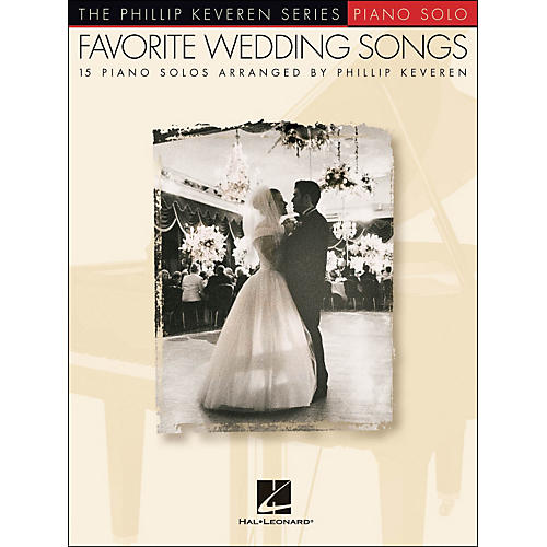 Hal Leonard Favorite Wedding Songs