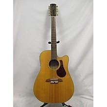 Alvarez Fd60s-12 12 String Acoustic Electric Guitar
