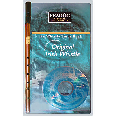 Music Sales Feadog Triple Pack - Book, Whistle & CD Music Sales America Series