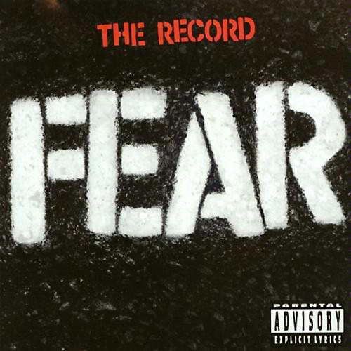 Alliance Fear - The Record