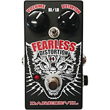 Daredevil Pedals Fearless Distortion Effects Pedal