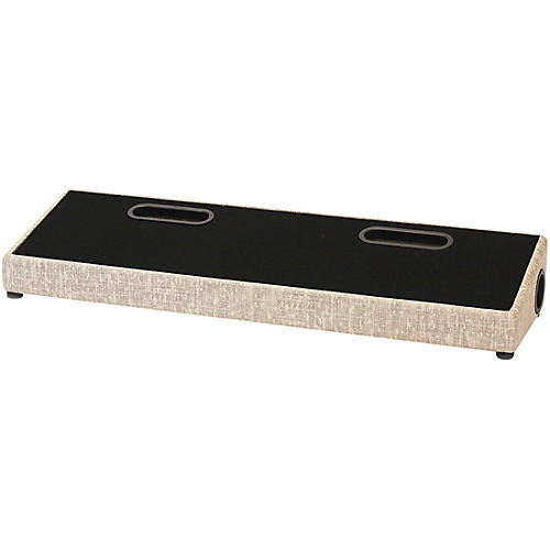 Blackbird Pedalboards Feather Pedalboard XL and Gig Bag Fawn Tolex