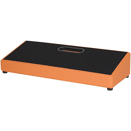 Blackbird Pedalboards Feather Pedalboard and Gig Bag Orange Tolex