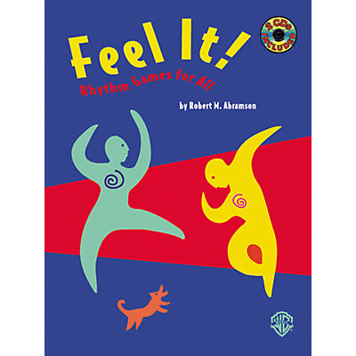Alfred Feel It! Rhythm Games for All Book/CD