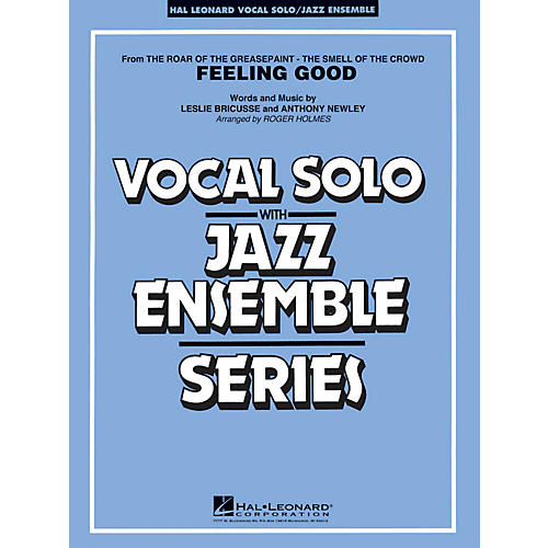 Hal Leonard Feeling Good - Vocal Solo Jazz Ensemble Series Level 4