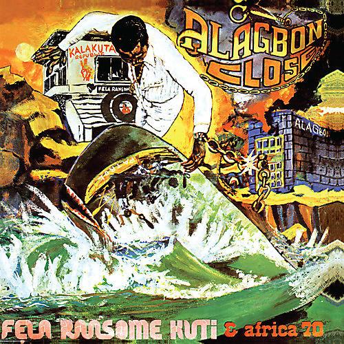 Alliance Fela Kuti - Alagbon Close