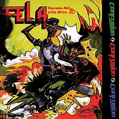 Alliance Fela Kuti - Confusion