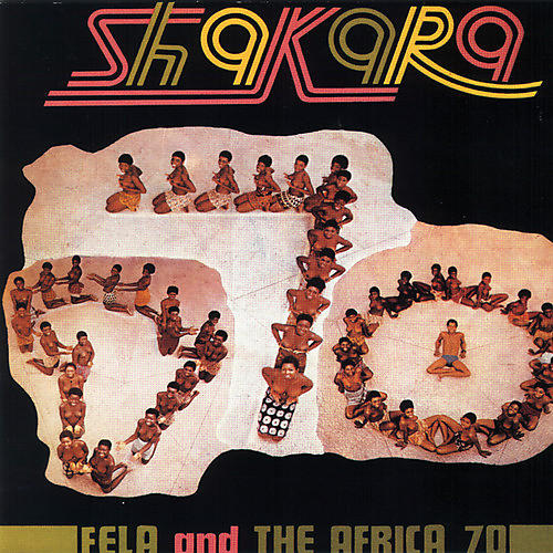 Alliance Fela Kuti - Shakara