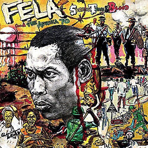 Alliance Fela Kuti - Sorrow Tears & Blood