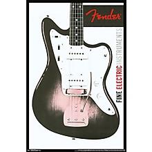 Fender - Jazzmaster Poster Rolled Unframed