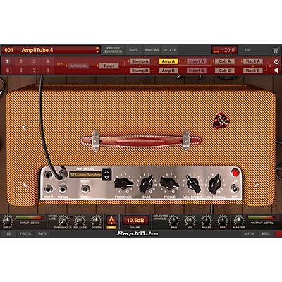 IK Multimedia Fender 2 Power Duo / AmpliTube 4