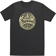 Fender Cali Medallion Men's Tee X Large Gray