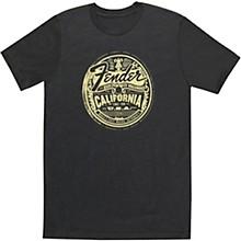 Fender Cali Medallion Men's Tee XX Large Gray