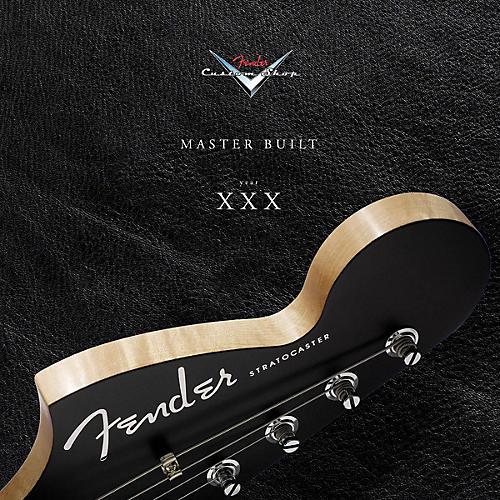 Hal Leonard Fender Custom Shop at 30 Years Book Series Hardcover Written by Steve Pitkin
