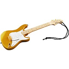 Axe Heaven Fender Gold '50s Strat 6-Inch Holiday Ornament