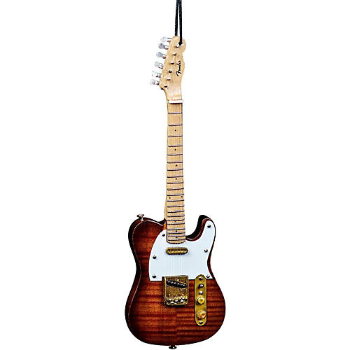 Axe Heaven Fender Select Telecaster-6-Inch Holiday Ornament