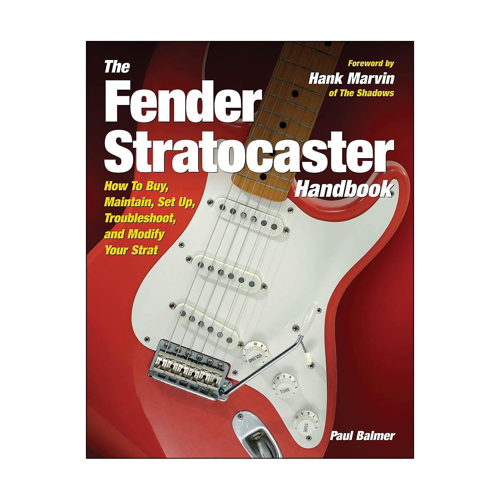 Hal Leonard Fender Stratocaster Handbook