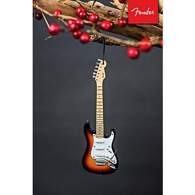 Axe Heaven Fender Sunburst Strat 6 In. Holiday Ornament