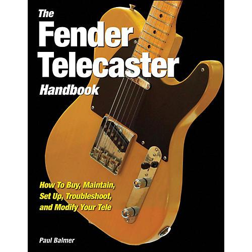 Hal Leonard Fender Telecaster Handbook