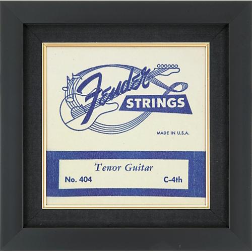 Gear One Fender Tenor Guitar String Plaque