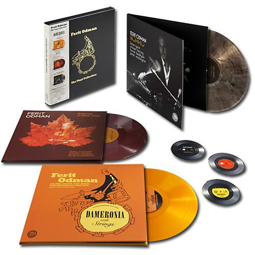 Alliance Ferit Odman - Vinyl Collection