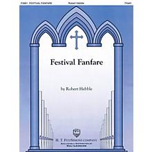 H.T. FitzSimons Company Festival Fanfare
