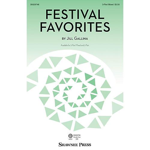 Hal Leonard Festival Favorites 3-Part Mixed