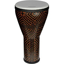 Remo Festival Mini Djembe Mud Cloth